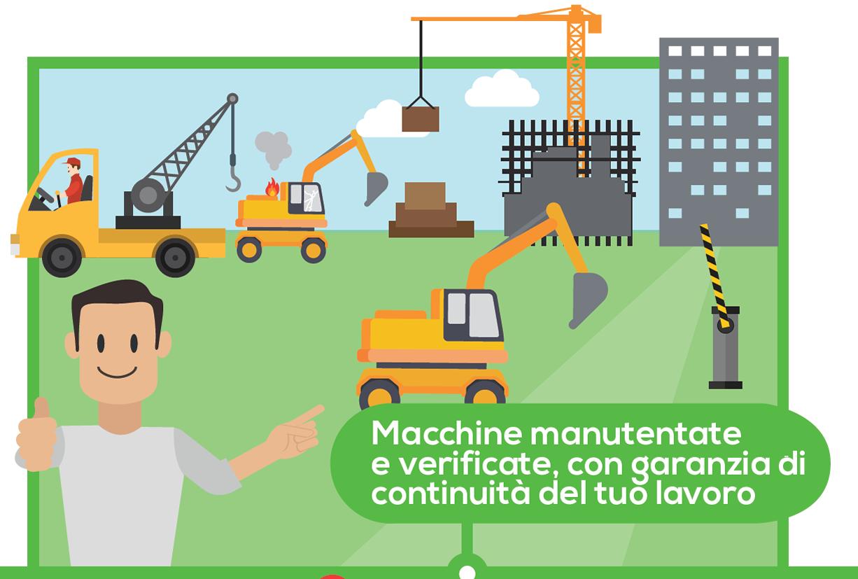 La macchina adatta al tuo lavoro